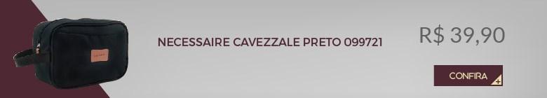 NECESSAIRE CAVEZZALE PRETO 099721