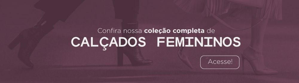 Coleção de Calçados Femininos Cavezzale. Você vai se apaixonar!