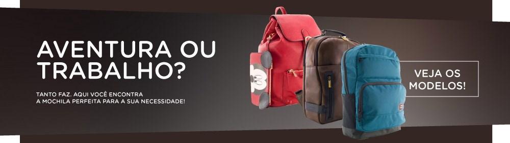 Aventura ou trabalho? Encontre uma mochila perfeita para cada ocasião!