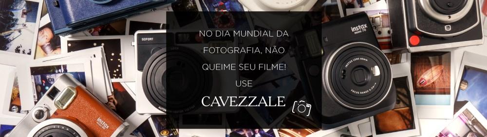 Não queime seu filme, use MOCHILAS Cavezzale!