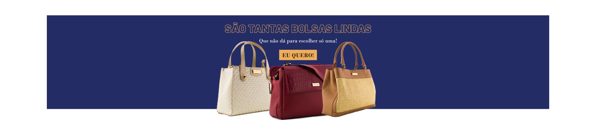 Bolsas Lindas