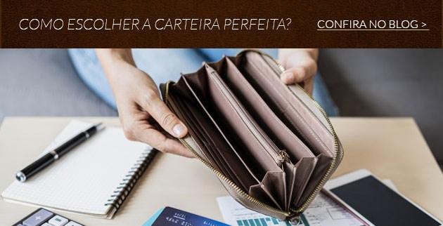 Como escolher a carteira perfeita?
