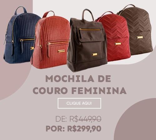 Mochila Feminina
