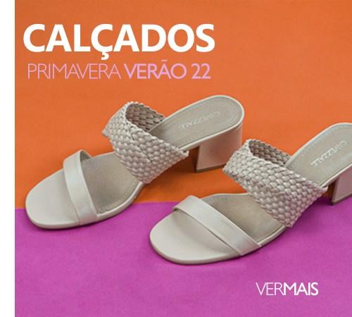 Calçados Verão 22
