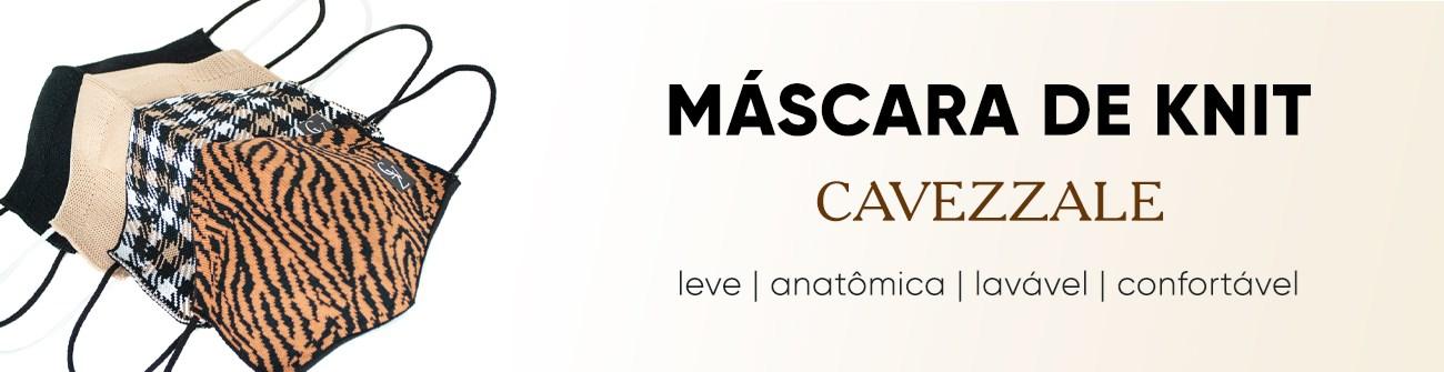 Máscara Knit Cavezzale