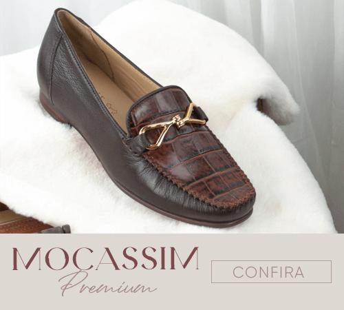 Mocassim Cavezzale Premium