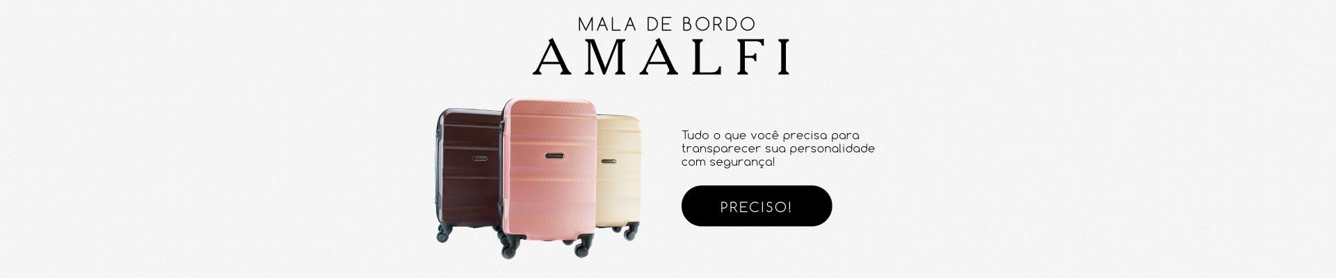 MALAS DE BORDO AMALFI