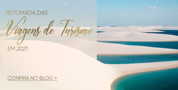 Retomada das Viagens de Turismo em 2021
