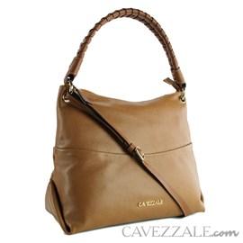 Bolsa Boho de Couro Feminina Cavezzale Arabica 102402