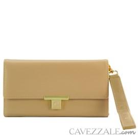 Bolsa Clutch Cavezzale Nude 101250