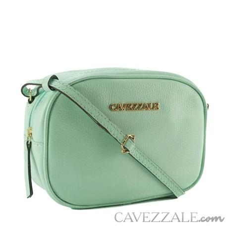 Bolsa de Couro Feminina Cavezzale Acqua 102006