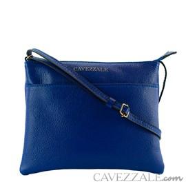 Bolsa de Couro Feminina Cavezzale Azul 0100970