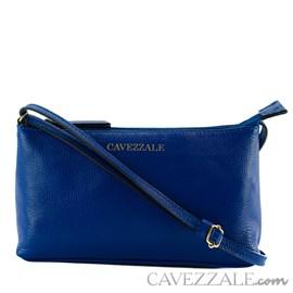Bolsa de Couro Feminina Cavezzale Azul 0100972