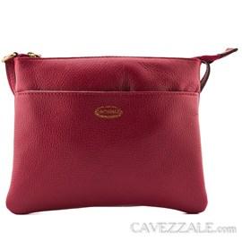 Bolsa de Couro Feminina Cavezzale Cereja 0100970