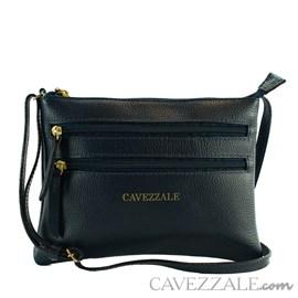 Bolsa de Couro Feminina Cavezzale Marinho 0100971