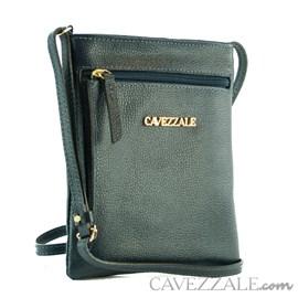 Bolsa de Couro Feminina Cavezzale Marinho 0100973