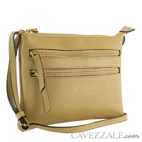 Bolsa de Couro Feminina Cavezzale Palha 0100971