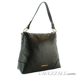 Bolsa de Couro Feminina Cavezzale Preto 0101775