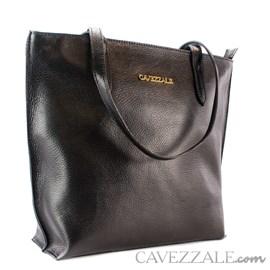 Bolsa de Couro Feminina Cavezzale Preto 101571
