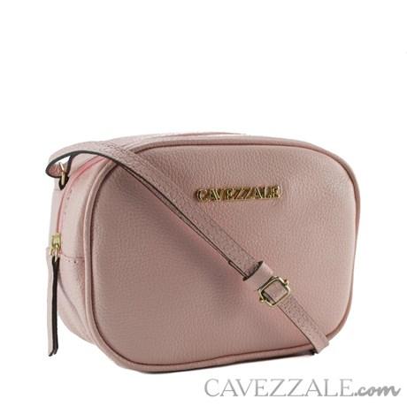 Bolsa de Couro Feminina Cavezzale Rose 102006