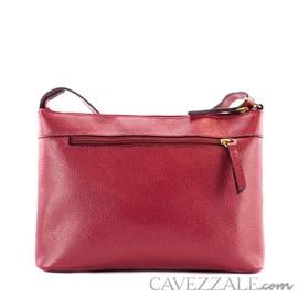 Bolsa de Couro Feminina Cavezzale Scarlet 101568