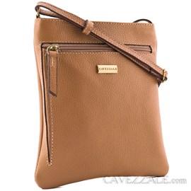 Bolsa de Couro Feminina Cavezzale Taupe 0100973