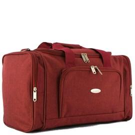 9b8765aa6 Bolsa de Viagem Grande Cavezzale Vermelho em Poliester Torino Ii 099972 ...