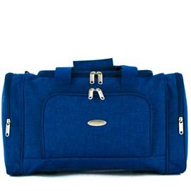 Bolsa de Viagem Pequena Cavezzale Azul em Poliéster Torino II 099971