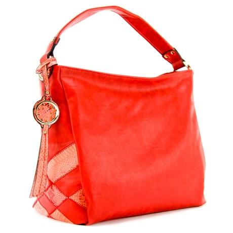 Bolsa Feminina Cavezzale 098539 Vermelho