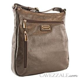 Bolsa Feminina Couro Cavezzale Café 018170