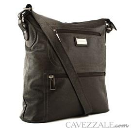 Bolsa Feminina Couro Cavezzale Café 050744