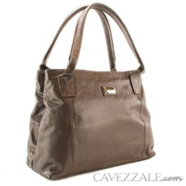 Bolsa Feminina Couro Cavezzale Café 053651