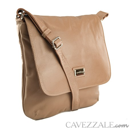 Bolsa Feminina Couro Cavezzale Nude 018169