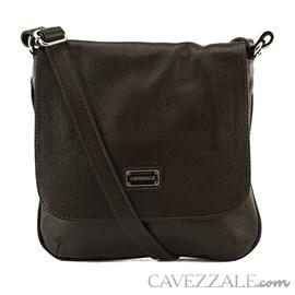 Bolsa Feminina Couro Cavezzale Preto 018169