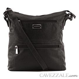 Bolsa Feminina Couro Cavezzale Preto 050744