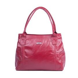 Bolsa Feminina Couro Cavezzale Vermelho 053651