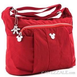 Bolsa Feminina Mickey Mouse Vermelho 0100870