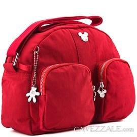 Bolsa Feminina Mickey Mouse Vermelho 0100871