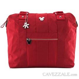 Bolsa Feminina Mickey Mouse Vermelho 0100872