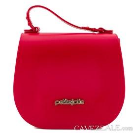 Bolsa Feminina Saddle Petite Jolie Queen Red 0100855