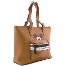 Bolsa Mickey Mouse Caramelo 0100104