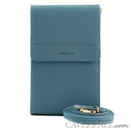 Bolsa Phone Case Cavezzale Azul 101252