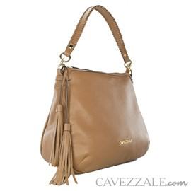Bolsa Shopping Bag de Couro Feminina Cavezzale CVZ Floter Arabica 102355
