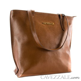 Bolsa Shopping Bag de Couro Feminina Cavezzale Whisk 101571