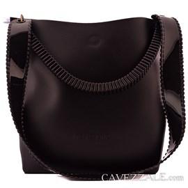 Bolsa Shopping Bag Feminina City Petite Jolie Preto 0100859