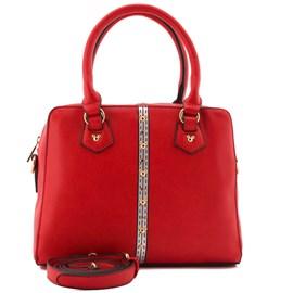 Bolsa Shopping Bag Mickey Mouse Vermelho 0100071
