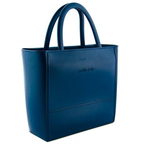 Bolsa Shopping Bag Petite Jolie Deep Navy 099732