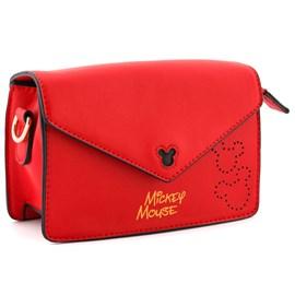 Bolsa Sintético Mickey Mouse Vermelho 0100081