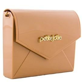 Bolsa Sintético Petite Jolie Bold Nude 099731