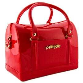 Bolsa Sintético Petite Jolie Hot Red 099734